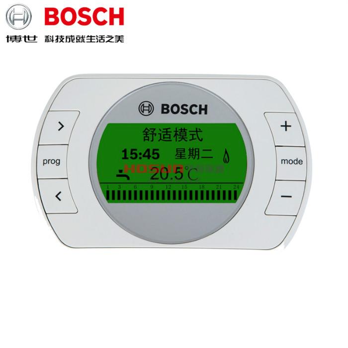 博世壁挂炉OT控制器OR80使用介绍