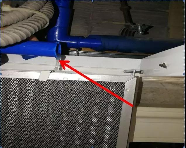 空调积水的脏东西要如何处理?