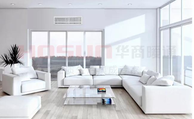 别墅装一套中央空调多少钱,来看别墅中央空调价格表
