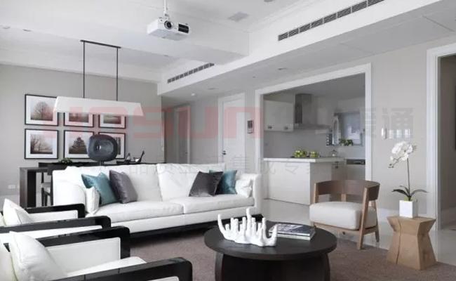 家庭中央空调,选对品牌和公司,后期使用不发愁
