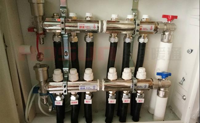 地暖分水器价格,地暖分水器单卖价格多少?