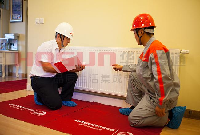 老房怎么装暖气,老房安暖气已是冬季标配