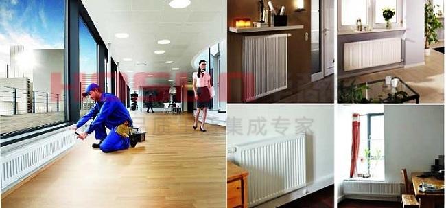 安装暖气片的公司哪家强,成都地区找华商